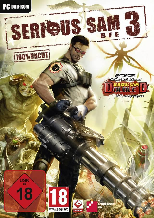 Serious Sam 3: BFE (2011) PC | RePack от xatab