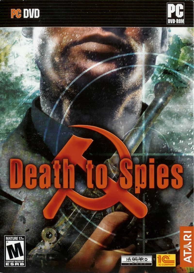 Смерть шпионам (Death to Spies) (2007) PC | Лицензия