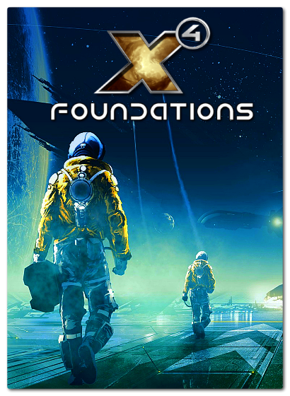 X4: Foundations [v 3.30 + DLC] (2018) PC | RePack от xatab